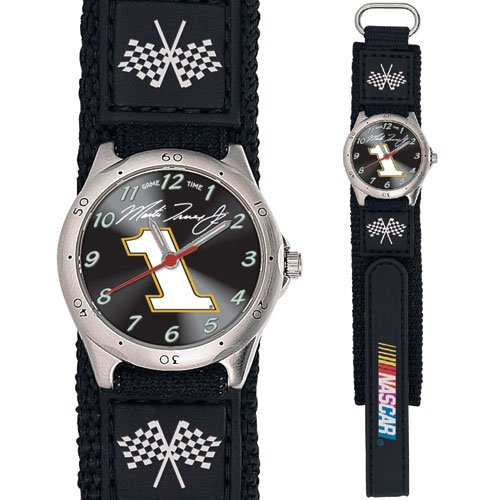 GAME TIME  MARTIN TRUEX JR #1 FUTURE STAR SERIES WATCH LIFETIME WARRANTY FREE SHIPPING