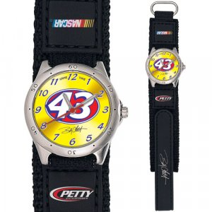 GAME TIME  BOBBY LABONTE #43 FUTURE STAR SERIES WATCH LIFETIME WARRANTY FREE SHIPPING