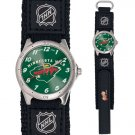 GAME TIME MINNESOTA WILD FUTURE STAR SERIES WATCH FREE SHIPPING LIFETIME WARRANTY