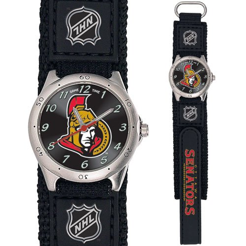 GAME TIME OTTAWA SENATORS FUTURE STAR SERIES WATCH FREE SHIPPING LIFETIME WARRANTY