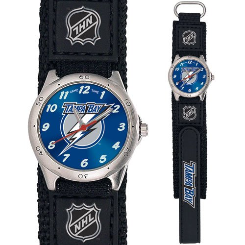 GAME TIME TAMPA BAY LIGHTNING FUTURE STAR SERIES WATCH FREE SHIPPING LIFETIME WARRANTY