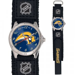 GAME TIME BUFFALO SABRES FUTURE STAR SERIES WATCH FREE SHIPPING LIFETIME WARRANTY