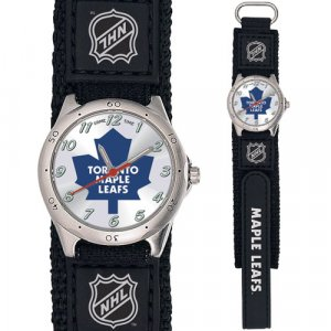 GAME TIME TORONTO MAPLE LEAFS FUTURE STAR SERIES WATCH FREE SHIPPING LIFETIME WARRANTY