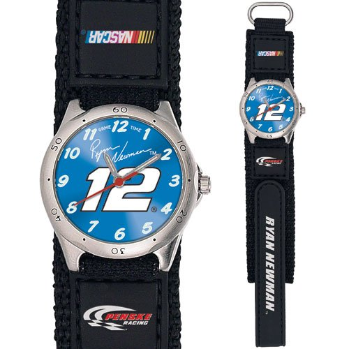 GAME TIME  RYAN NEWMAN #12 FUTURE STAR SERIES WATCH LIFETIME WARRANTY FREE SHIPPING