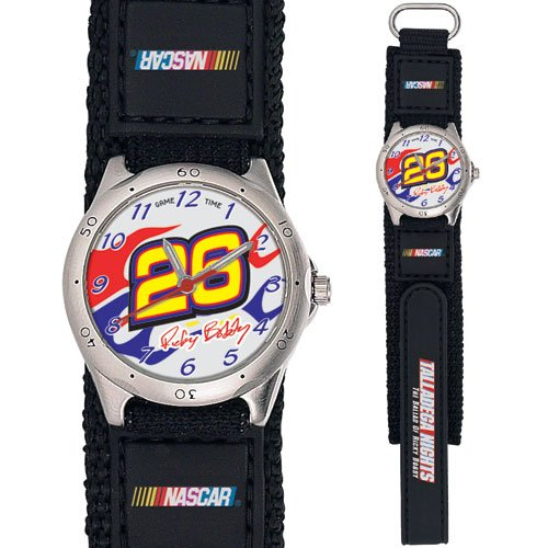 GAME TIME  RICKY BOBBY #26 FUTURE STAR SERIES WATCH LIFETIME WARRANTY FREE SHIPPING