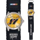 GAME TIME  #17 MATT KENSETH FUTURE STAR SERIES WATCH LIFETIME WARRANTY FREE SHIPPING