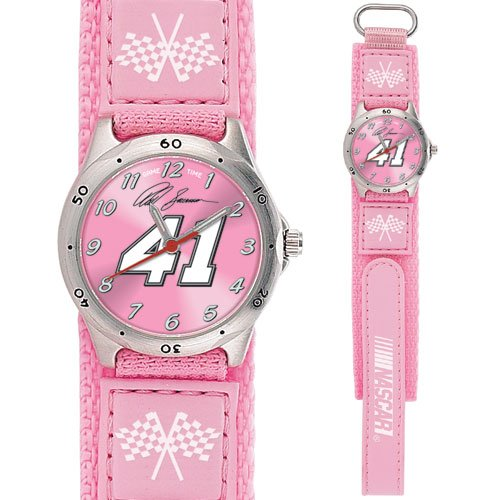 GAME TIME  #41 REED SORENSON FUTURE STAR SERIES WATCH PINK LIFETIME WARRANTY FREE SHIPPING