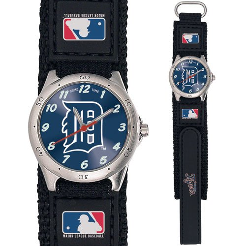 GAME TIME  DETROIT TIGERS FUTURE STAR SERIES WATCH LIFETIME WARRANTY FREE SHIPPING