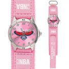 GAME TIME  ATLANTA HAWKS FUTURE STAR SERIES WATCH PINK LIFETIME WARRANTY FREE SHIPPING