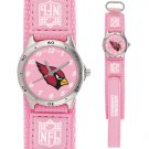 ARIZONA CARDINALS FUTURE STAR SERIES PINK WATCH LIFETIME WARRANTY FREE SHIPPING