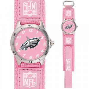 PHILADELPHIA EAGLES FUTURE STAR SERIES PINK WATCH LIFETIME WARRANTY FREE SHIPPING