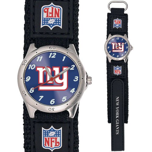 NEW YORK GIANTS FUTURE STAR SERIES WATCH LIFETIME WARRANTY FREE SHIPPING