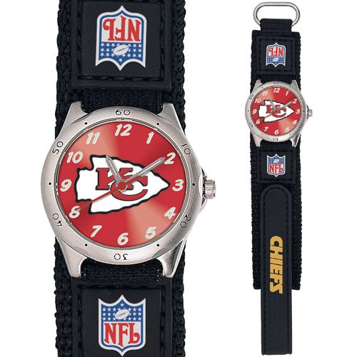 KANSAS CITY CHIEFS FUTURE STAR SERIES WATCH LIFETIME WARRANTY FREE SHIPPING