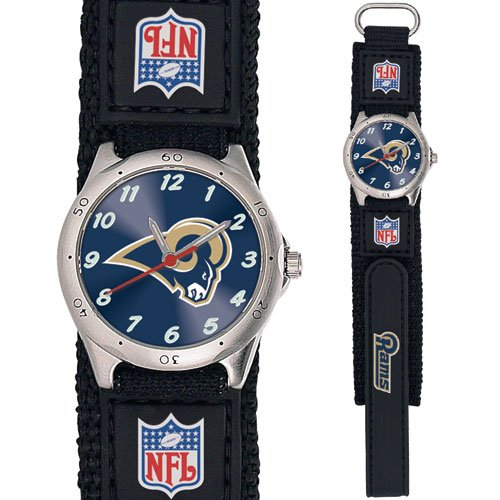 ST. LOUIS RAMS FUTURE STAR SERIES WATCH LIFETIME WARRANTY FREE SHIPPING