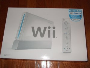 NINTENDO Wii Game Console with 5 SPORTS GAMES