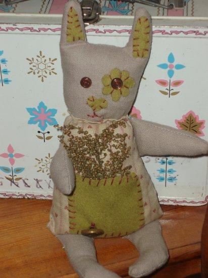 Petunia the Bunny