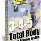 The 3-4-5 Total Body - Fitness Training System