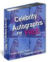 Celebrity Autographs For FREE!