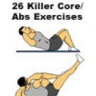 26 Killer Core/Abs Exercises