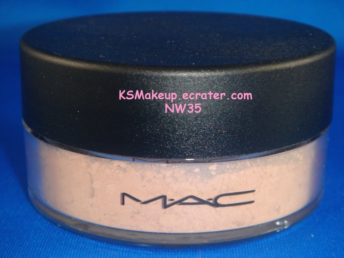 M.A.C  SHEER LOOSE POWDER  #NW35