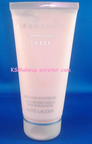ESTEE LAUDER BEAUTIFUL SHEER SHOWER GEL