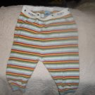 3-6M Old Navy infant boy's striped stretchy pants