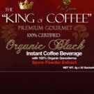 Organic Gourmet Coffee  - The King