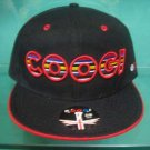 Coogie Hat Red/Black 023