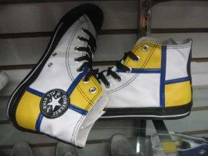 Converse Yellow/Blue/White/12 (Men)