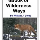eBook of Wilderness Ways