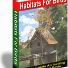 Habitats for Birds