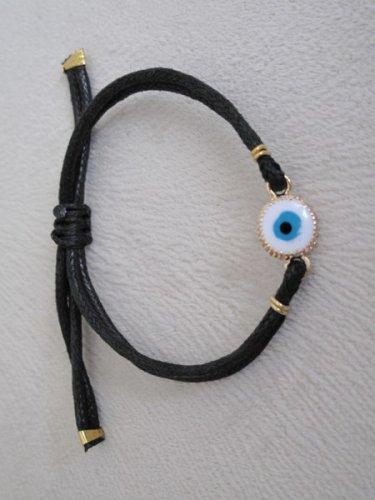 Evil eye bracelet-gf