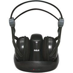 RCA WHP141 Wireless Headphones