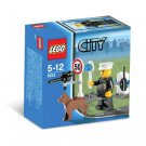 Lego City Police Officer 5612 (2008) New Set! Sealed!