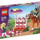 Lego Belville Horse Jumping 7587 (2009) New Set! Sealed! Pre Friends