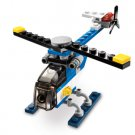 Lego Creator  3 in 1 Mini Helicopter 5864 (2010) New! Sealed Set!