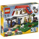 Lego Creator 3 in 1 Hillside House 5771 (2011) New!