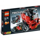 Lego Technic Limited Edition 2 in 1 Race Truck 8041 (2010) New! Sealed!