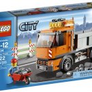Lego City Dump Truck 4434 (2012)  New! Sealed!