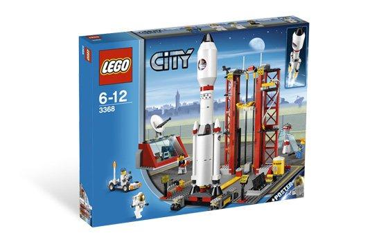 Lego City Space Center Set: 3368 3367 3366 3365 (2011) New Sealed Sets!