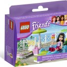 Lego Friends Emma's Splash Pool 3931 (2012) New Factory Sealed Set!