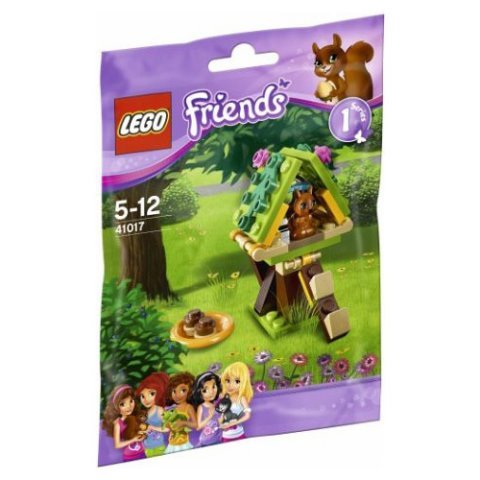 Lego Friends Series 1 Set 41017 41018 41019 (2013) New! Sealed! Polybag