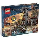 Lego Pirates of the Caribbean Whitecap Bay 4194 (2011) New! Sealed!