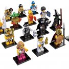 Genuine Lego Minifigure Series 2 Set of 16 8684 (2010) New! Factory Sealed!