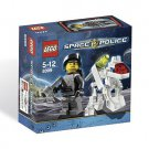 Lego Space Police K-9 Bot 8399 (2009) New Factory Sealed Set!
