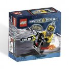 Lego  Police Space Speeder 8400 (2009) New Factory Sealed Set!