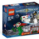 Lego Space Police Squidman Escape 5969 (2009) New Factory Sealed Set!