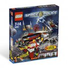 Lego Space Police Squidman's Pitstop 5980 (2009) New Factory Sealed Set!