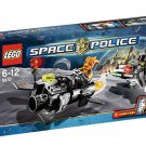 Lego Space Police Freeze Ray Frenzy 5970 (2009) New Factory Sealed Set!