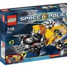 Lego Space Police Container Heist 5972 (2009) New Factory Sealed Set!